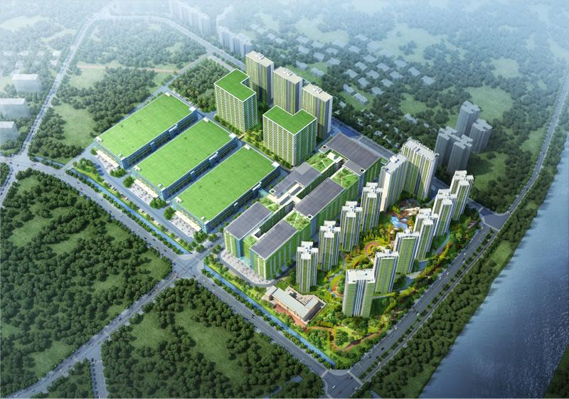 机器人科技城项目
