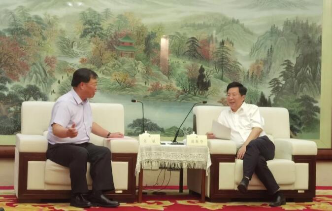 湖南省委常委、长沙市委书记胡衡