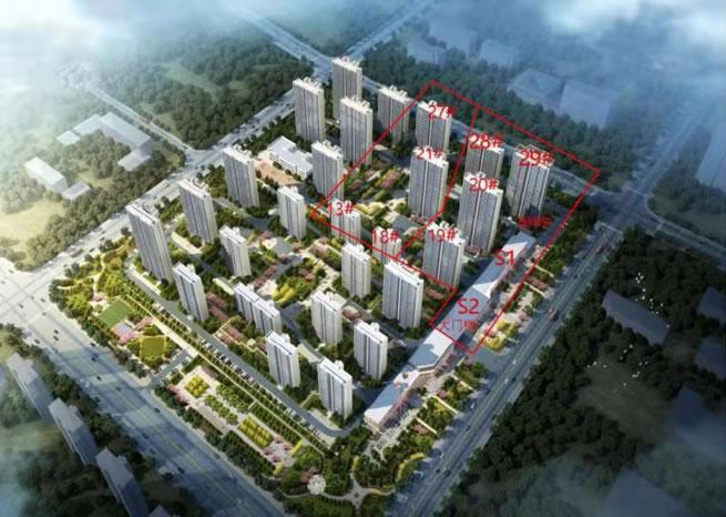 泗县花园路一标段项目