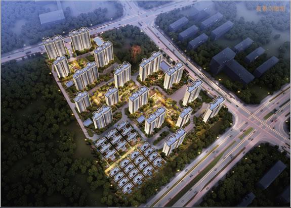 碧桂园·城南世家项目一标段